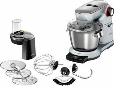 BOSCH Küchenmaschine OptiMUM MUM9DD5S11 silber
