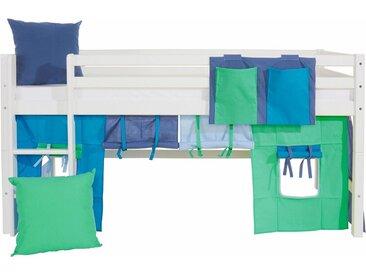 Hoppekids Vorhang-Set , blau, »Multicolor«