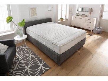 Matratzen-Auflage »Schlaf-Gut Komfort TS«, beige, Schlaf-Gut