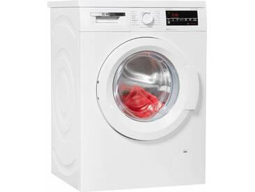 BOSCH Waschmaschine WUQ28420 weiß, Energieeffizienzklasse: A+++