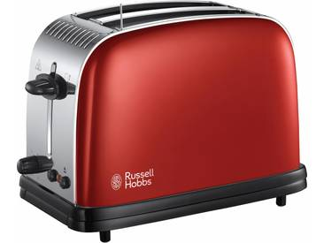 RUSSELL HOBBS Toaster »23330-56« rot