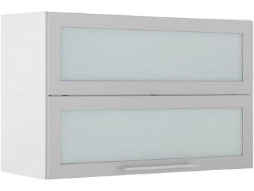 WIHO-Küchen Faltlifthängeschrank »Flexi2«, grau, wiho Küchen