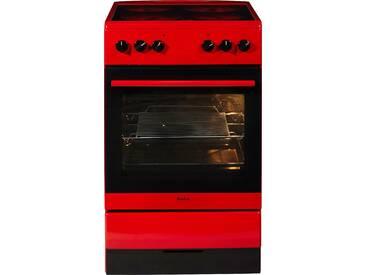 Standherd SHC 11506 R rot, Energieeffizienzklasse: A, Amica