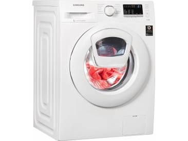 Waschmaschine WW4500 WW90K4420YW/EG weiß, Energieeffizienzklasse: A+++, Samsung