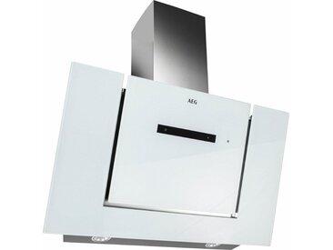 Kopffreihaube DVE5960HW, weiß, Energieeffizienzklasse: A, AEG
