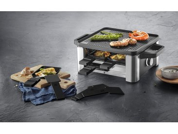 WMF Raclette LONO for 4, silber