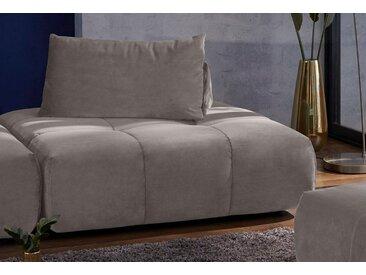Sofaelement, grau, 128cm, FSC®-zertifiziert, Guido Maria Kretschmer Home&Living