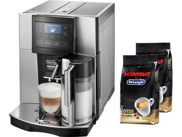 Kaffeevollautomat Perfecta ESAM 5708, silber, DeLonghi