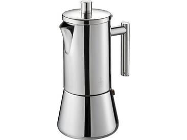 GEFU Espressokocher, silber, 4 Tassen, »NANDO«, spülmaschinengeeignet