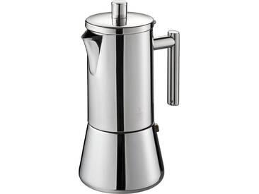 GEFU Espressokocher »NANDO«, silber, 4 Tassen, spülmaschinengeeignet