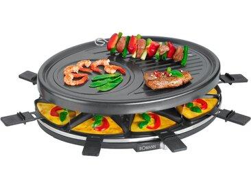 BOMANN Raclette-Grill RG 2247 CB, grau