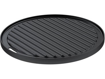 ROESLE Grillplatte »Vario«, schwarz, Ø 30 x 5 cm