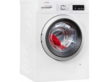 BOSCH Waschmaschine weiß, Energieeffizienzklasse: A+++