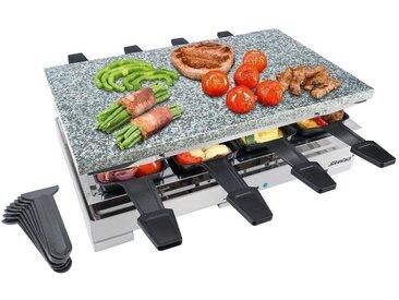 Raclette-Grill RC 78, silber, Steba