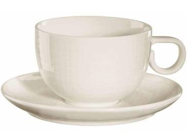 ASA Kaffeetasse mit Untere weiß, »VOYAGE«, spülmaschinengeeignet, ASA SELECTION