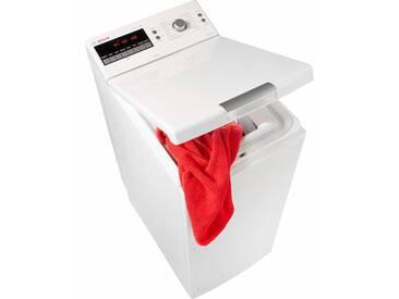 BOSCH Waschmaschine Toplader WOT24447 weiß, Energieeffizienzklasse: A+++