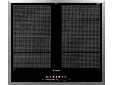 SIEMENS Flex-Induktions-Kochfeld von SCHOTT CERANiQ700 EX645FXC1E, schwarz