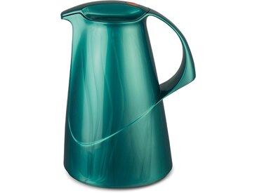 Isolierkanne , grün, Inhalt 1 l, »260«, ROTPUNKT