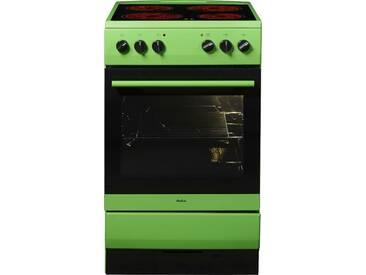 Standherd SHC 11508 G grün, Energieeffizienzklasse: A, Amica