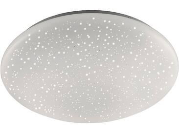 weiß, Ø39 cm, »SKYLER«, Energieeffizienzklasse: A+, Leuchten Direkt