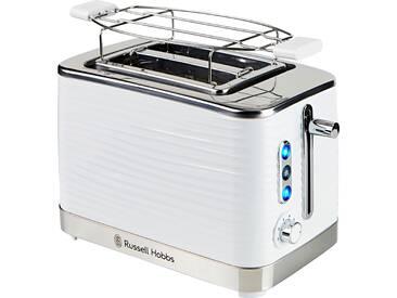 RUSSELL HOBBS Toaster , weiß, »Inspire 24370-56«, Hochglanz