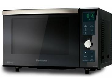 Mikrowelle NN-DF383BGPG, schwarz, Panasonic