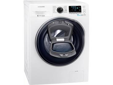 Waschmaschine WW6500 WW8EK6404QW/EG weiß, Energieeffizienzklasse: A+++, Samsung