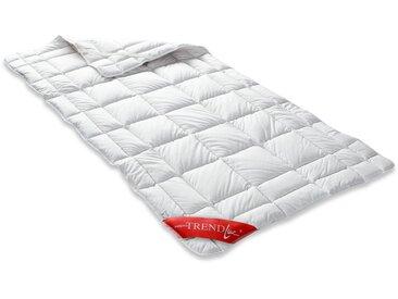 Matratzen-Auflage , weiß, »Unterbett Clean Cotton«, Badenia Trendline