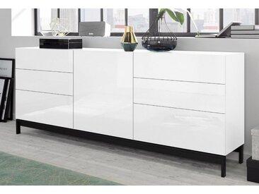 Sideboard »Metis«, weiß, mit Schubkästen, FSC®-zertifiziert, Tecnos