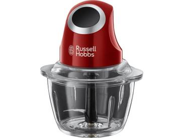 RUSSELL HOBBS Zerkleinerer Desire Mini-Zerkleinerer 24660-56 rot