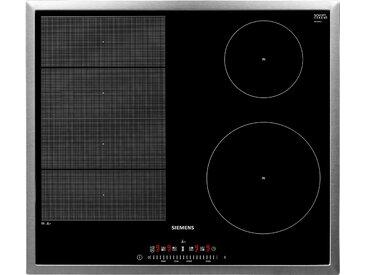 SIEMENS Flex-Induktions-Kochfeld von SCHOTT CERANiQ700 EX645FEC1E, schwarz
