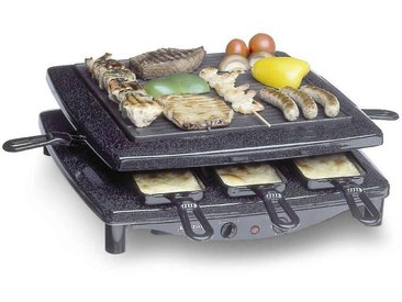Raclette-Grill RC 3 plus, schwarz, Steba