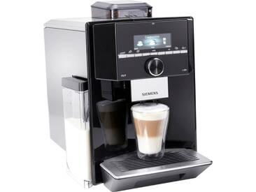 SIEMENS Kaffeevollautomat Kaffeevollautomat EQ.9 s300 TI923509DE, schwarz