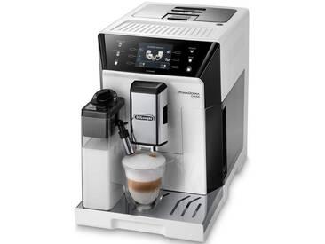 Kaffeevollautomat PrimaDonna Class ECAM 556.55.W, weiß, DeLonghi