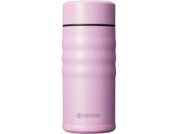 Thermoflasche »Twist Top«, rosa, 350 ml, KYOCERA