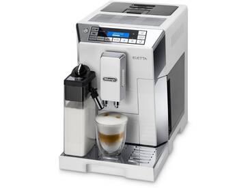 Kaffeevollautomat ECAM 45.766W ELETTA, weiß, DeLonghi