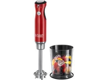 RUSSELL HOBBS Stabmixer 25230-56 Ribbon Red, rot, spülmaschinengeeignet
