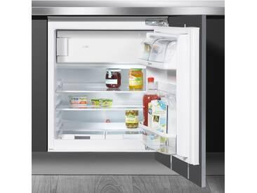 BAUKNECHT integrierbarer Unterbaukühlschrank UVI 1884 A++, Energieklasse A++, 81,5 cm hoch weiß, Energieeffizienzklasse: A++
