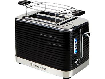 RUSSELL HOBBS Toaster , schwarz, »Inspire 24371-56«, Hochglanz
