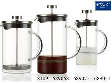 Kaffeebereiter 0,8l - Kaffeebereiter oder Milchaufschäumer Rio