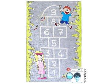 Waschbarer Kinderzimmerteppich | Spielmatte für Jungs | Mädchen | MY2770 | 120x170 cm