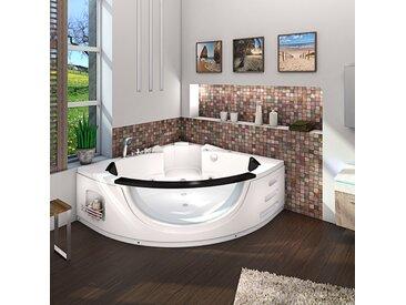 Whirlpool Pool Badewanne Eckwanne Wanne A1506-ALL 152x152cm Reinigungsfunktion ohne +0.-? Variante Basic