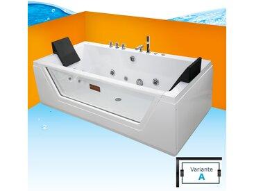 Whirlpool badewanne mit tv - Whirlpool aufblasbar eckig ...