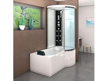 AcquaVapore DTP8055-A001L Dusche & Badewanne 170x98cm