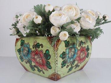 China Holzkorb Reis Maßeinheit für Blumen Magazine oder Handtücher