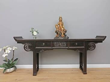 Altartisch Büchertisch Beistelltisch Massivholz China
