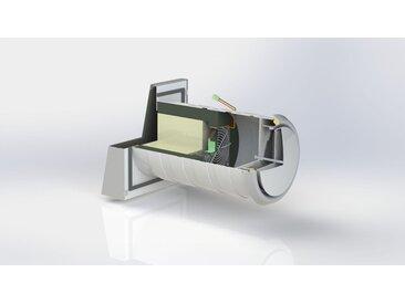 Wärmetauscher Lüftungsanlage VENTOXX RV 25 RV 30 RV30s IP33