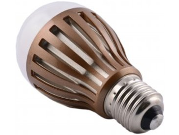 Everlight LED Leuchtmittel 8 Watt E27 warm weiß