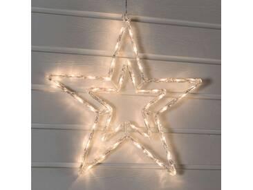 LED-Stern für außen warmweiß