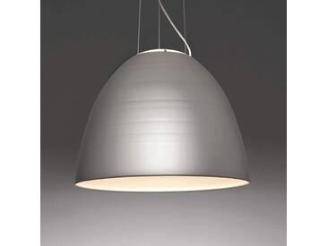 Pendelleuchte Nur Mini mit Dimmer, u.a. für Wohn & Esszimmer aus Aluminium in Alu von Artemide (1 flammig, R7s 117.6 mm, A++)